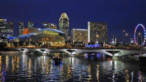 Сингапур Орел и Решка