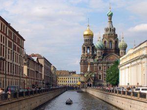 Санкт-Петербург Орел и Решка
