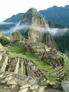 Мачу-Пикчу Перу Орел и Решка