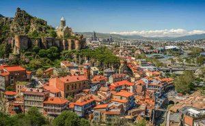 Тбилиси Орел и Решка